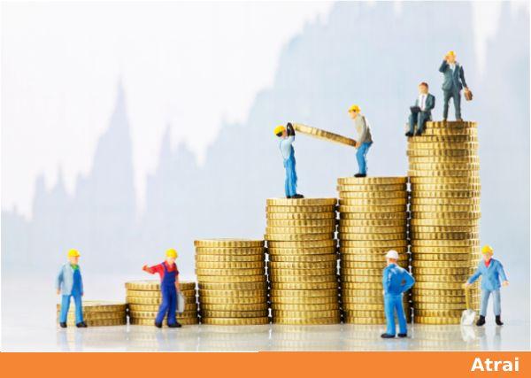 Crescimento no mercado de imóveis