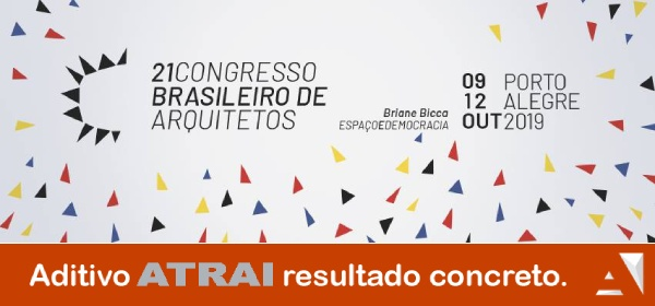 Arquitetos Congresso 2019