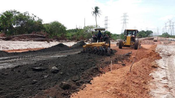 EDP e Eneva inauguram estrada no Ceará construída com cinzas de carvão