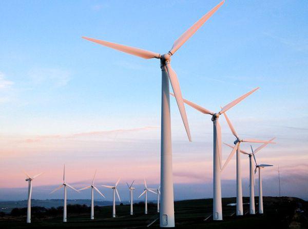 Energia eólica no Rio Grande do Norte