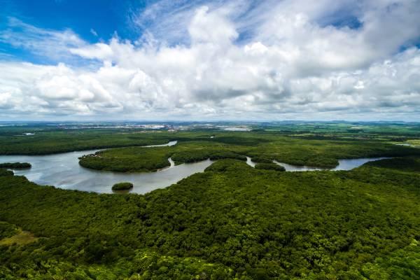 rios da amazonia