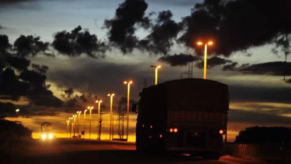 Serviços Logisticos e infraestrutura nos transportes