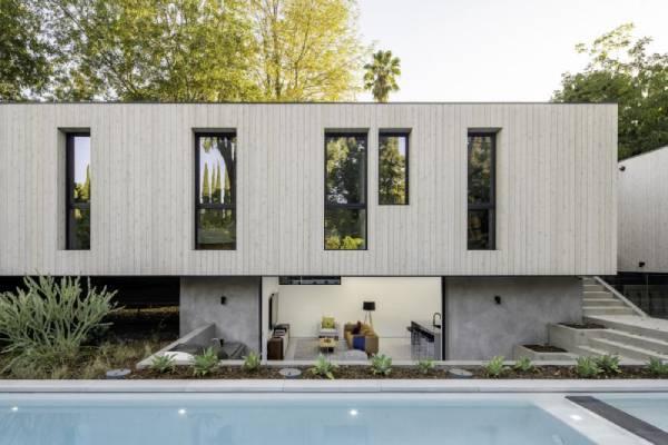 casa ponte - projeto arquitetônico sustentável