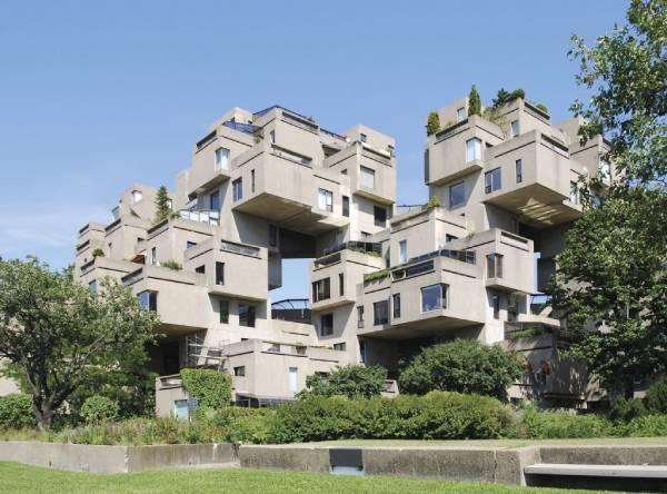 Apartamentos Habitat 67