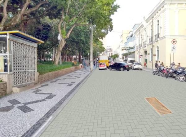 Centro historico leste de florianopolis