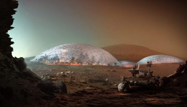 Mars Science City
