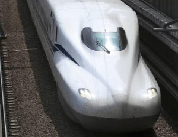 Trem bala mais rápido do mundo