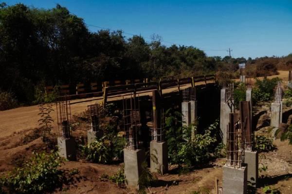 construção de pontes no Pará
