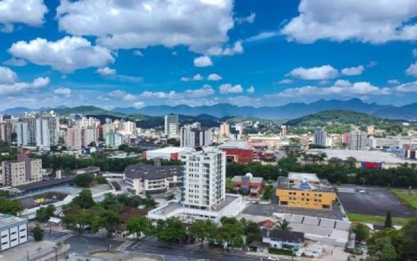 centro de Joinville