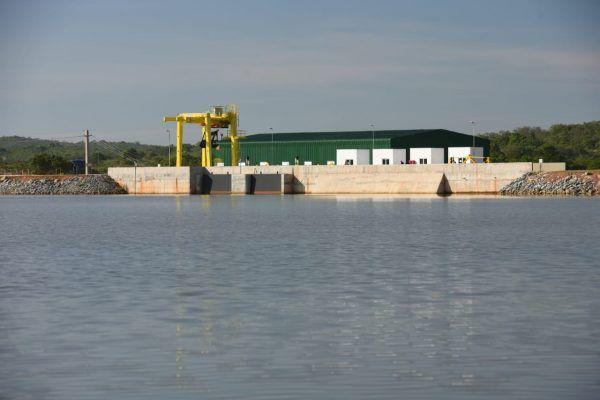 Usina Hidrelétrica em Goias