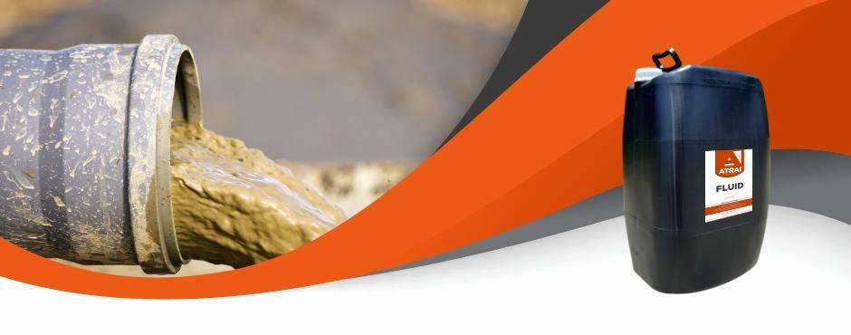 ATRAI FLUID - Atrai Aditivos para concreto, cimento e argamassa
