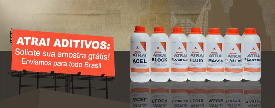 amostras grátis de aditivos