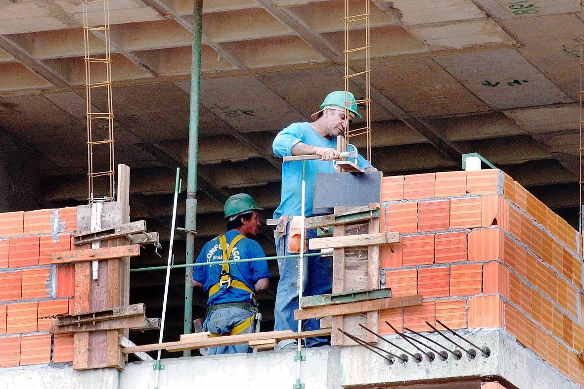 Custo da construção civil fecha 2013 com alta de 0,52%